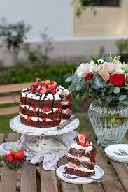 schoko erdbeer torte schoko erdbeer cake