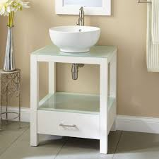 Ikea Vessel Sink Canada by Bathroom Provides A Transitional Design Perfect With Trough Sinks