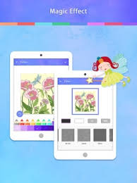 Mandala Coloring Book Screenshot Thumbnail
