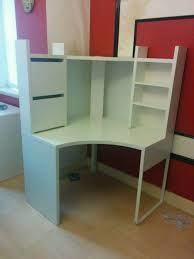 Ikea Borgsjo Corner Desk White by Borgsjö White Corner Desk By Ikea Posot Class