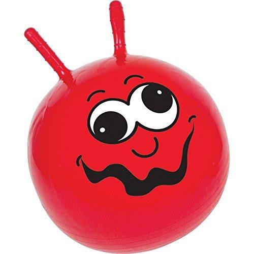 Tobar - Junior Space Hopper - Red