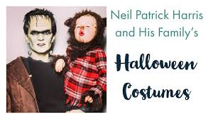 Neil Patrick Harris Halloween by 7 Times Neil Patrick Harris Had A Cosplay With His Family And