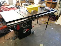 review sawstop 3hp professional cabinet saw w 36 t glide fence