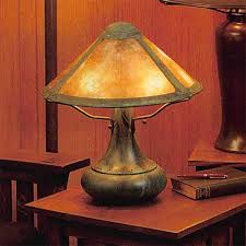 Mica Lamp Shade Company by 006 Small Onion Table Lamp Mica Lamp Company Coppersmith