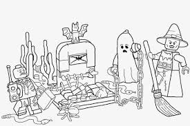 Printable Zombie Minifigure Black Witch Ghost Halloween Lego Marvel Coloring Pages Free For Children