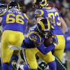 Los Rams resucitan con importante victoria sobre los Seahawks