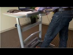 Lifespan Treadmill Desk Gray Tr1200 Dt5 by Lifespan Tr1200 Dt5 Treadmill Desk Youtube