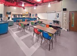 Nora Rubber Flooring Dubai by Arcadia Preparatory The Breakroom