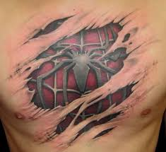 Chest Best Cross Tattoos In The World