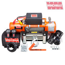 ELECTRIC WINCH 12V 4x4 13500 Lb WINCHMAX BRAND - RECOVERY- OFF ROAD ... How To Choose The Best Winch For Your Pickup Ramsey Grille Guard Winch Mounting Kit 32006 2500 3500 Lifted Trucks Rocky Ridge 082010 F250 F350 Warn Hidden Mount Wn78105 Tractor The American Road Machinery Company Ce6k Venco Venturo Industries Llc A Year With A Zeon 4waam Curry Supply Toy Loader Auto Loading System Product Spotlight Truck Bed Best Resource
