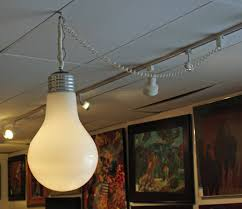 light bulb pendant hanging light fixture at 1stdibs