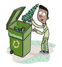 Seattle Christmas Tree Disposal 2015 by Doing Some Post Holiday Clean Up Christmas Tree Disposal Options