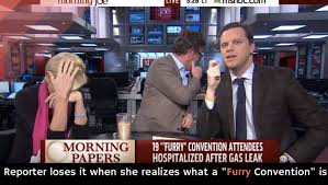 Reporters Are Supposed To Report Any Piece Of News Without Emotion Or Reaction Kind But Heck People Too And When Mika Brzezinski