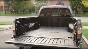 100 Tundra Truck Accessories Toyota Bed Mat YouTube