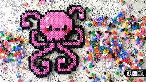 Halloween Hama Bead Patterns by Kawaii Jellyfish Hama Beads Designs By Garbi Kw Hello Pixel