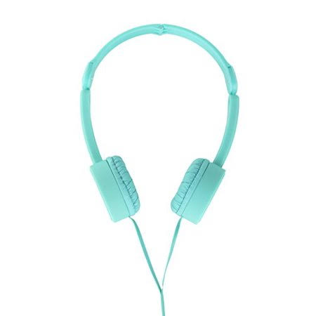 Pop Tone Mini Headphones, Turquoise