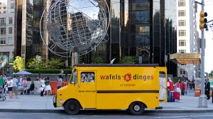 Wafels & Dinges Food Truck.   Wafels & Dinges By D+DS Architecture ... Pig Out Spots Wafels Dinges New York Ny Food Truck Stock Photo Royalty Free Image The Insatiable Palate Review 4 And Ambient Advert By Duval Guillaume Big Waffle Caf Is Open Serving Milkshakes Coffee Belgian Waffles In Nyc Johor Kaki 2 In Kitchen Thomas Degeest Of And Truck Best Trucks Mhattan Spekuloos Cant Pronounce It Mitch Broders Vintage Now You Can