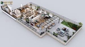100 Penthouse Design 3d Home Floor Plan Design On Architizer