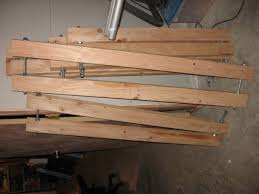 Long Wooden Bar Clamps New Shop Lights 009