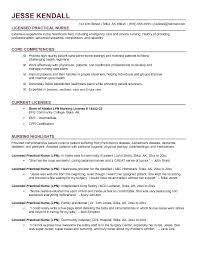 Example Of Nursing Resumes Sample Student Nurse Resume