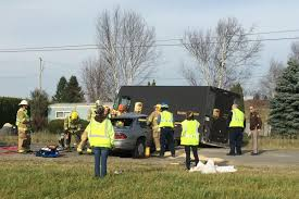 UPDATED: One Person Injured In Crash Involving UPS Truck | Featured ...