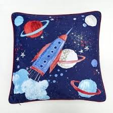 Starship Sofa By Pillow Kingdom by Arthouse Cushions Select Wallpaper