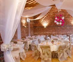 salle de fete mariage décoration de salle de mariage espace fête