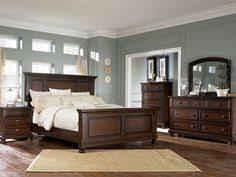 Porter Queen Panel Bedroom Set