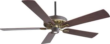 Contemporary Ceiling Fans With Uplights by Minka Aire F672 Orb Ab Iconic Oil Rubbed Bronze 60