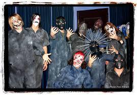 Slipknot Halloween Masks 2015 by Clown Contemplating Turning Slipknot Into Menudo Metalsucks