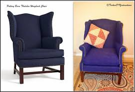Painted Fabric Upholstered Wing Back Chair (Pottery Barn Knockoff ... Free Shipping Coupon For Pottery Barn Rock And Roll Marathon App Pottery 20 Off 2018 Coffee Cake Deals Brisbane Barn Holiday Picks Sundays With Susie 2016 Best Emails Hagopian Ink Bedroom Fniture Sale Bjyohocom Halloween Inspiration From The Whimsical Lady Off Coupon Coupons Btb Style Design Back To School With Kids Teens Whats Kickin Kuwait 12 Best Study Desk Accsories Images On Pinterest Painted Fabric Upholstered Wing Back Chair Knockoff