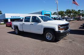 100 4wd Truck New 2018 Chevrolet Silverado 1500 Work For Sale Jacksonville