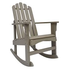 100 Rocking Chair With Pouf Marina Porch Rocker Gray Shine Company Inc Products Porch