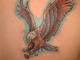 Tribal Mexican Eagle Tattoo On Shoulder In 2018