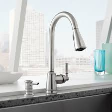 Overstock Moen Kitchen Faucets by Sink Faucet Design Overstock Kingston Kitchen Faucets Brass