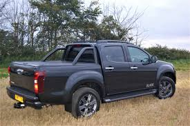 100 Isuzu Pick Up Truck Blade Basks In DMax Pickup Glory For The Furious Engineer