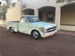1969 Chevrolet Pickup For Sale | ClassicCars.com | CC-1132789