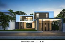 104 Contempory House Get Modern Front Pictures Tekno Samurai