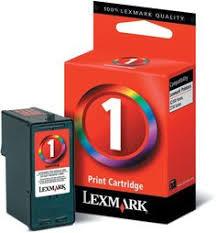 1 Inkjet Cartridge Page Life 200pp Colour Ref 18CX781E