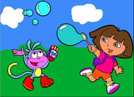 Dora The Explorer Instant Coloring By ColorCraze Book Fun
