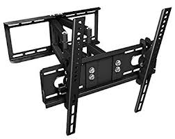 support tv mural universel ricoo ricoo support tv mural orientable r28 bras articulé