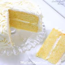 Best Cake Decorating Blogs by Lemon Cake From Scratch Recipe Lemon Cakes Lemon Cake Recipes