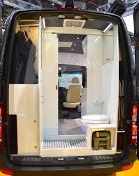 Stealth Camper Vans Just Got Classy