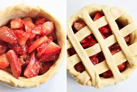 MiniStrawberryPies bake