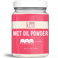 Kiss My Keto MCT Oil Powder C8