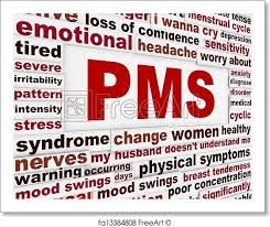 Free Art Print Of PMS Medical Poster Design