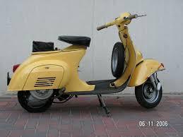 1970 Piaggio VESPA 50cc Motorcycle Photo