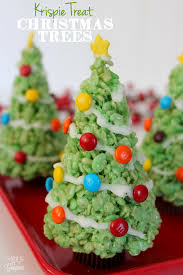 Walgreens Christmas Trees 2014 by Krispie Treat Christmas Trees