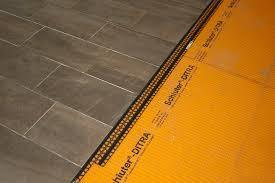porcelain tile the ideal surface for garage flooring vault