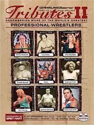 Tributes II Remembering More Of The Worlds Greatest Wrestlers Wrestling Observer Dave Meltzer Bret Hart 9781582618173 Amazon Books